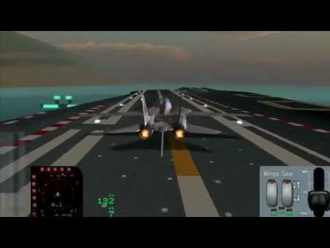 f 18 carrier landing game for pc