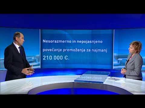 Predsednik Janez Janša v Odmevih: odziv na poročilo KPK