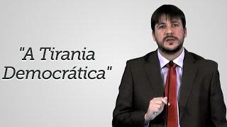 """A Tirania Democrática"" - Herley Rocha"