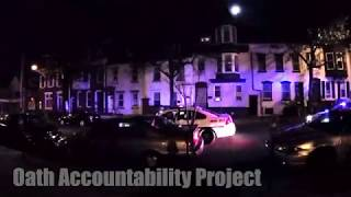 Cop Drives With Breathalyzer On Roof Was Not Happy With Us | OAP