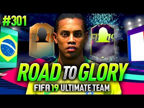 FIFA 19 ROAD TO GLORY #301 - FLASHBACK FOR FREE! (EASY)