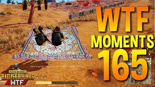 PUBG Funny WTF Moments Highlights Ep 165 (playerunknown's battlegrounds Plays)