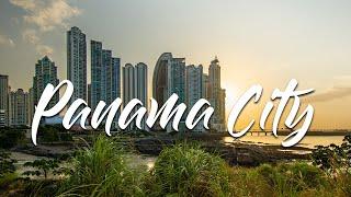 Panama City - Pacific Coast Skyline (HD)