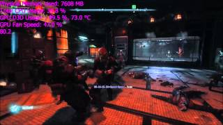 Batman Arkham Knights R9 390 FAIL!