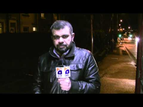 Target Attack Bradford Geo News Report By Ubaid Mughal video