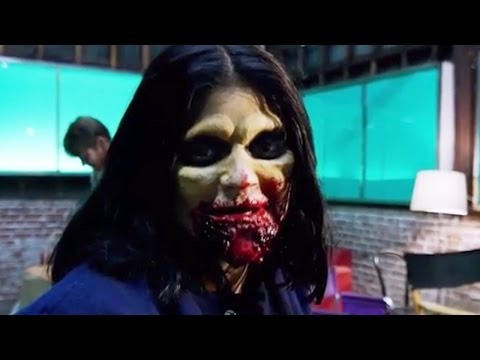 Kylie Jenner Stars As A Zombie In Tyga's
