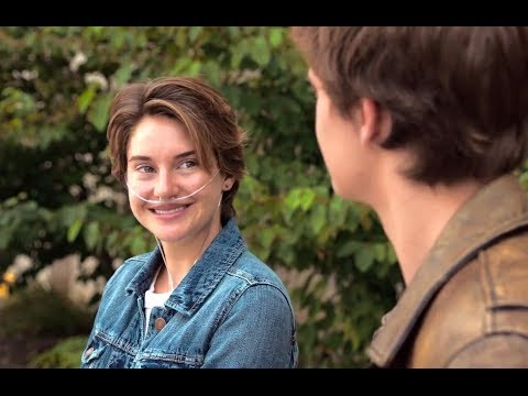 The Fault In Our Stars Official Movie Clip - It's A Metaphor (2014) Shailene Woodley HD