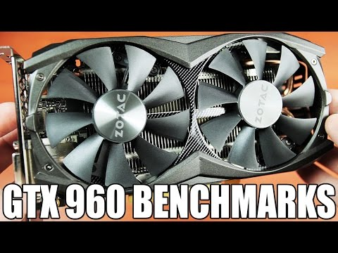How Fast is the GTX 960?