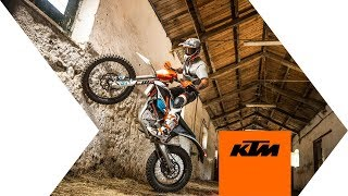KTM FREERIDE E-XC - A quiet ride for a loud lifestyle | KTM
