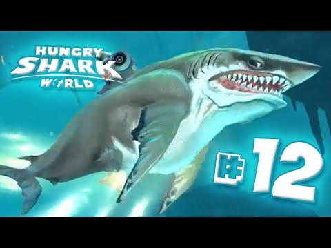 MEGALODON DESTROYS BIG SUBMARINE!! - Hungry Shark World | Ep12 HD