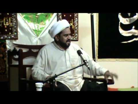 Mohammad Asghar Yazdani @ Azakhana-e-Zahra,Dublin-4th Majlis of Ashra-e-Arbayeen