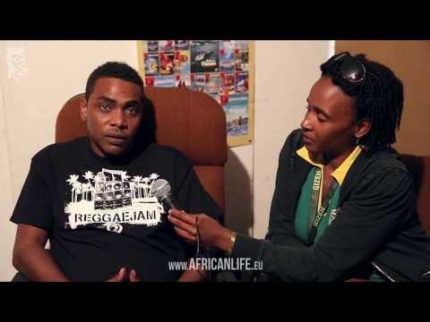 Interview Ron Muschette, 04.08.2013, Reggae Jam, Bersenbrück