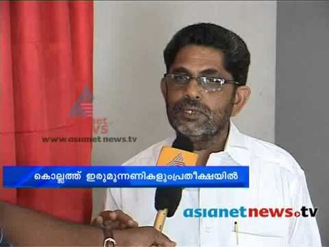 Kerala Election 2014: Kollam candidates after election