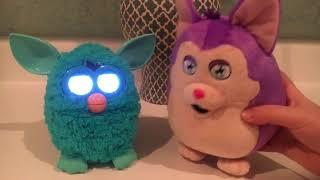 Tattletail Meets Furby