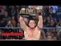 AJ Styles V John Cena Royal Rumble Full Match 2017