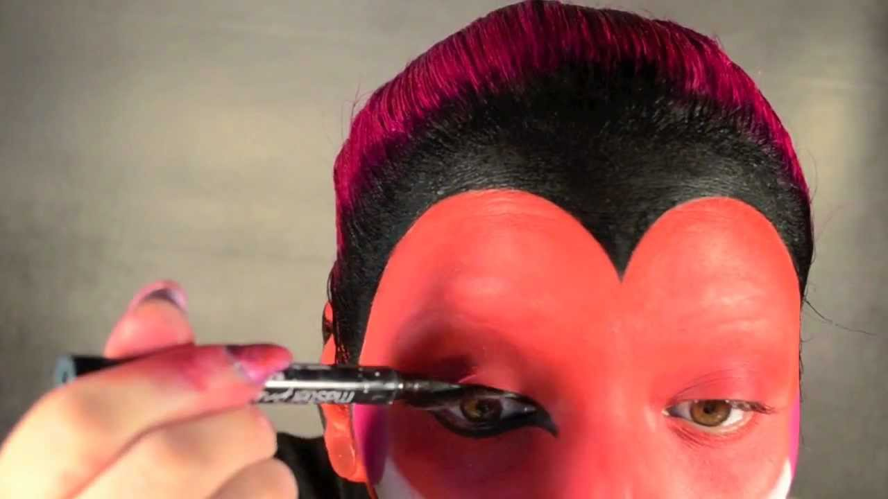 The Powerpuff Girls Him Makeup