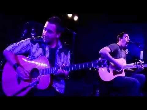 Breaking Benjamin Feat. Nick Coyle - Until The End (live Acousitc) video