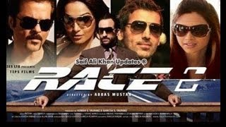 Race 2  | Saif Ali Khan | Deepika Padukone | John Abraham | First Look