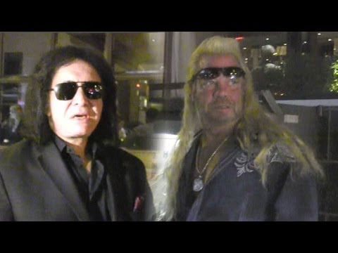 Gene Simmons And Duane Chapman Out Together, Chapman Is Extremely Ignorant