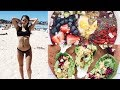 SEMI LAZY WHAT I EAT IN A DAY VEGAN #111 -