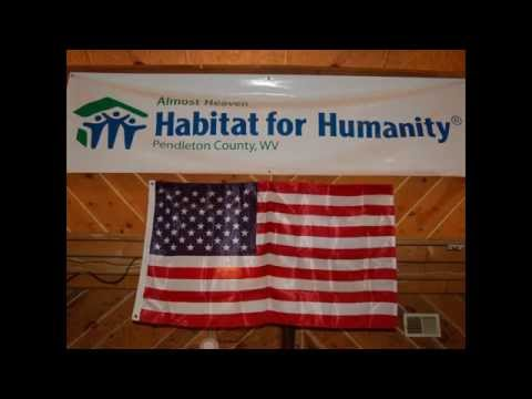 Habitat for Humanity, Bishop Brady High School, Day 3