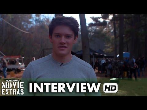 The 5th Wave (2015) Behind The Scenes Movie Interview - Alex MacNicoll Is 'Flintstone'