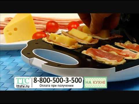 Чудо-прибор «Шесть сосисок». Аппарат для хот догов и сосисок в тесте: корн-дог. купить на ttstv.ru