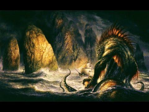 Monstruos Marinos Tomo 4 (Jenny Hanivers) @OxlackCastro