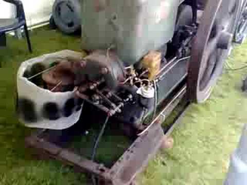 Trygg stasjonærmotor