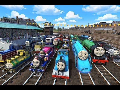 Thomas & Friends: The Great Race reviewed by Mark Kermode