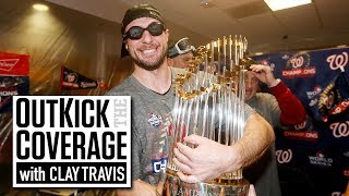 Clay Travis Reacts to the Nationals Defeating the Astros In the World Series