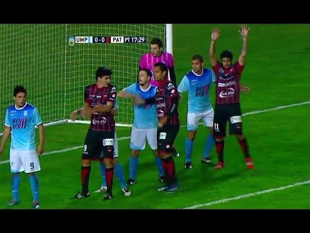 Fútbol en vivo. Unión (MdP) - Patronato. Fecha 27 del torneo de Primera B Nacional.