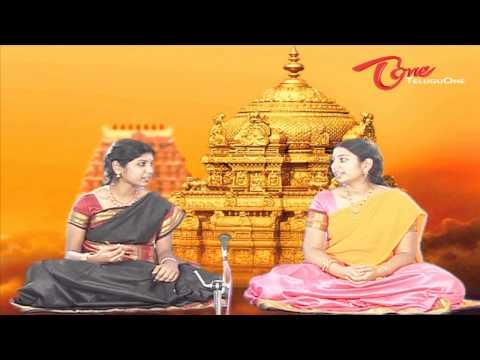 Music Classes - Annamacharya Keerthanalu - Govinda Govinda yani...