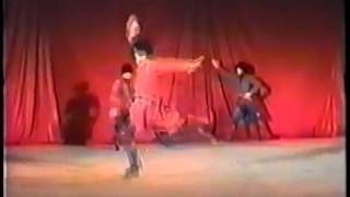 Kazbeguri (Sukhishvili (1998 Chile),Georgian folk dance)