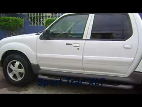 Ford Explorer Sport Trac  XLT 2003