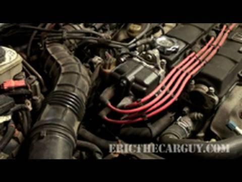 Replacing A Distributor Acura Integra Ericthecarguy