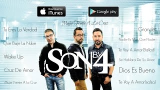 Son By Four - Mujer Frente A La Cruz - (Audio Oficial) [Disco Completo]
