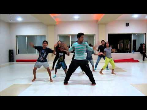 Hr's Dance School gandi Baat  Freestyle Bollywood Dancing!!! video