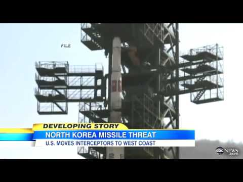 North Korea`s Nuclear Threat: America`s West Coast Defense