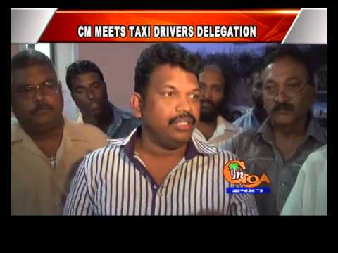 CM MEETS TAXI DRIVERS DELEGATION