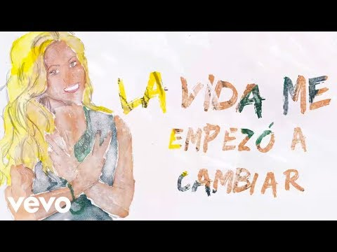Shakira - Me Enamoré (Official Music Audio)