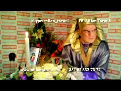 #236 Milan Tarot (Livestream) - Tarot pobedio Astrologiju