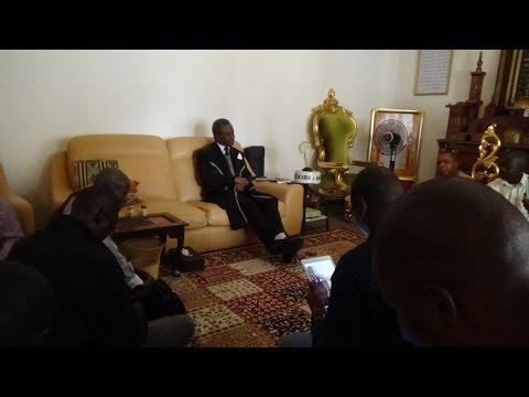 Declaration de Serigne Modou Kara Mbacke sur l'affaire Karim wade et sur l'homosexualite