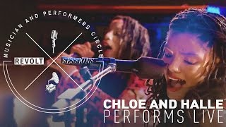 Chloe X Halle Perform Live Revolt Sessions