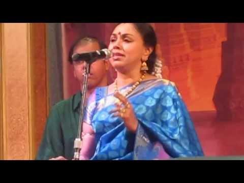 Kurai Ondrum Illai ~ Sudha Ragunathan video