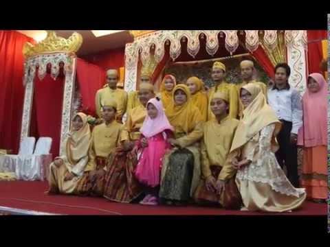 Wedding Clip Isna dan Ihsan (Walimahtul Ursy)