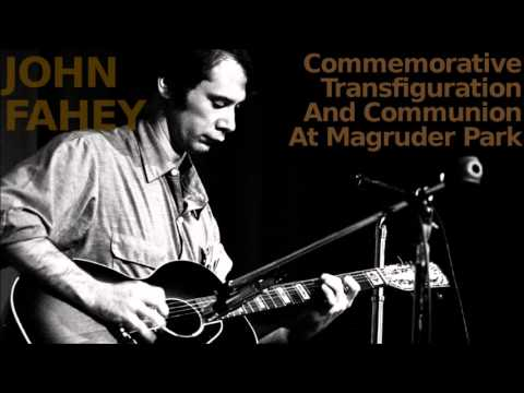 Commemorative Transfiguration And Communion At Magruder Park ~ John Fahey