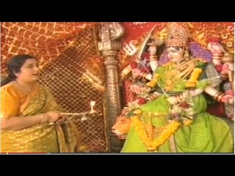 Jai Aadhya Shakti Aarti By Anuradha Paudwal I Maa Ni Aarti And Thal video
