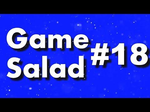 Game Salad #18 - Скатываемся потихоньку