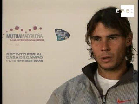 ナダル reconoce errores en derrota en semi決勝戦(ファイナル) es del Masters Madrid